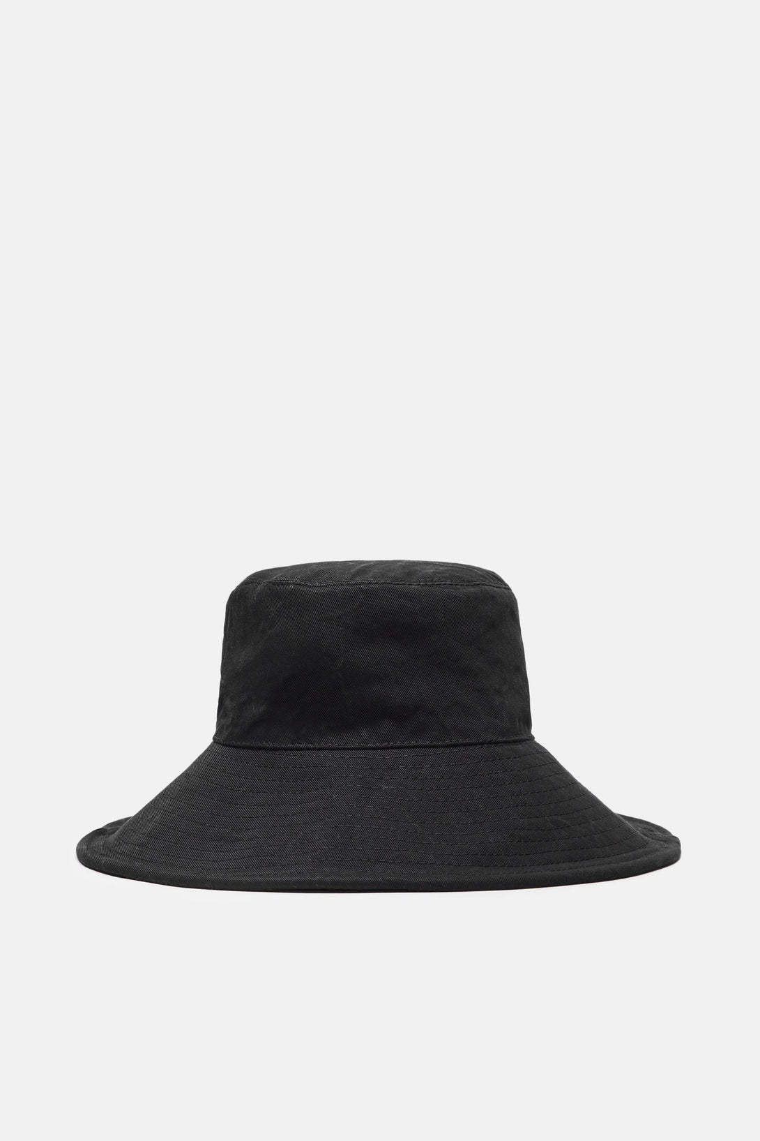 Bob Bucket Hat - Black – The Line 71bab251507a