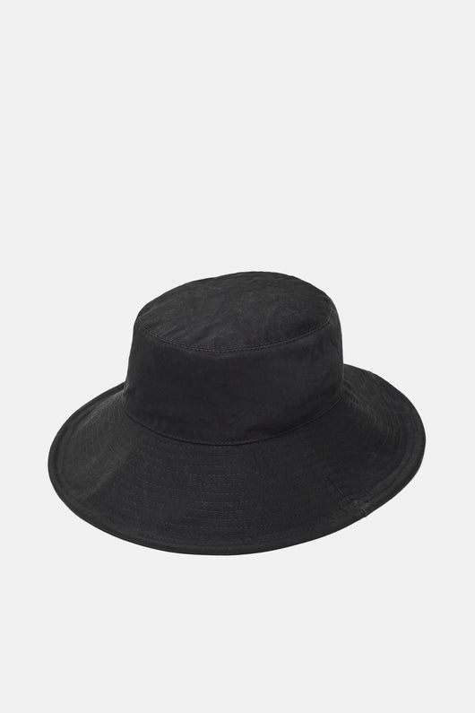 Bob Bucket Hat - Black