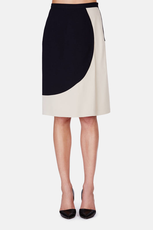 Fluid Cady Courtney Skirt - Angora