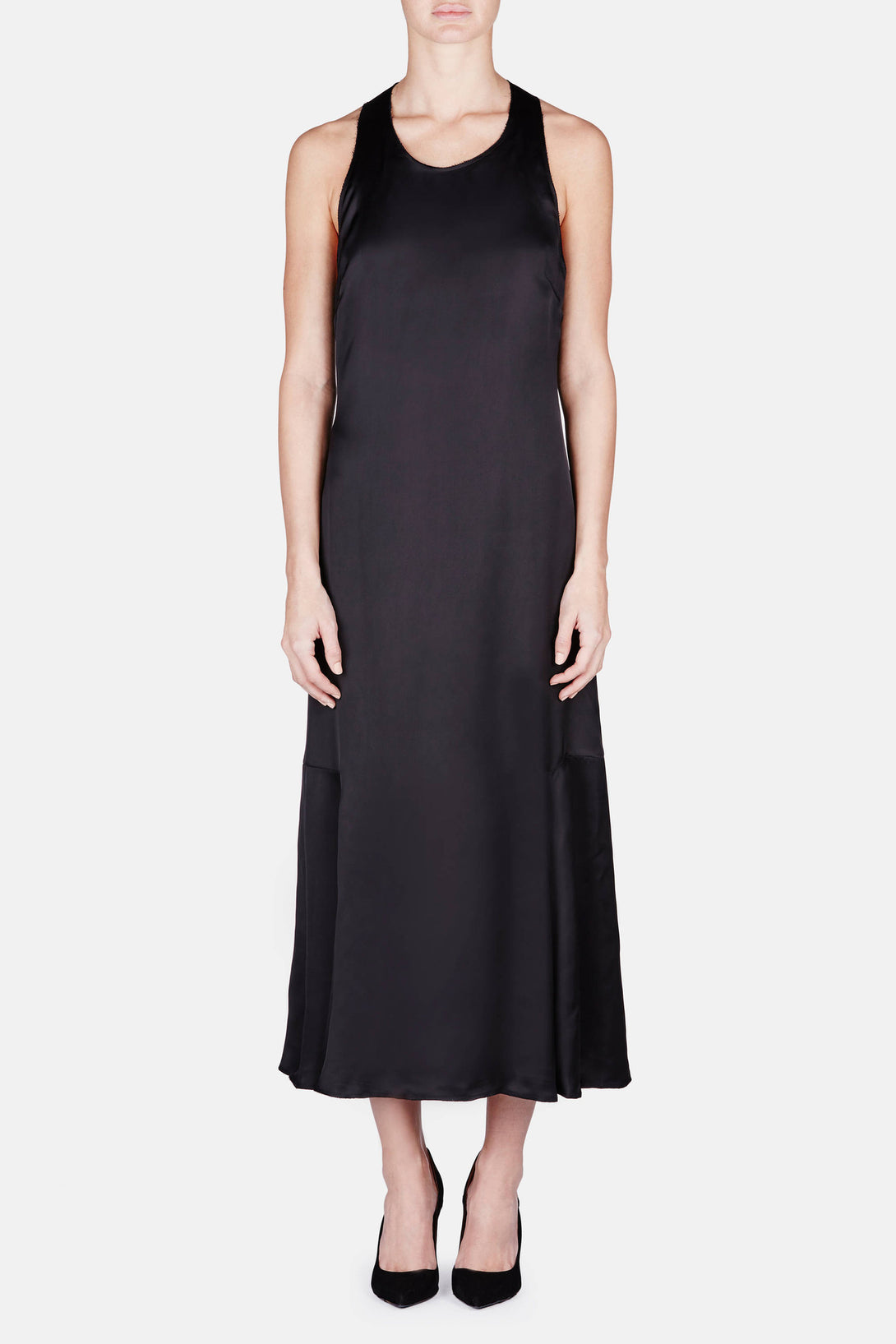 Feren Dress - Black