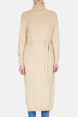 Turtleneck Dress - Ginger