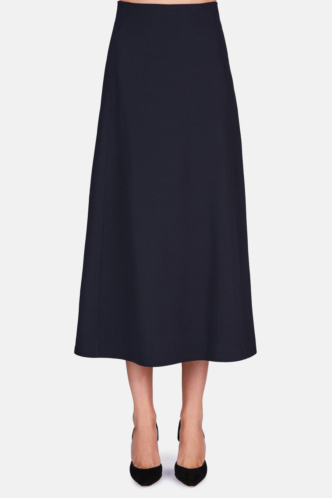 Long Skirt - Midnight Blue