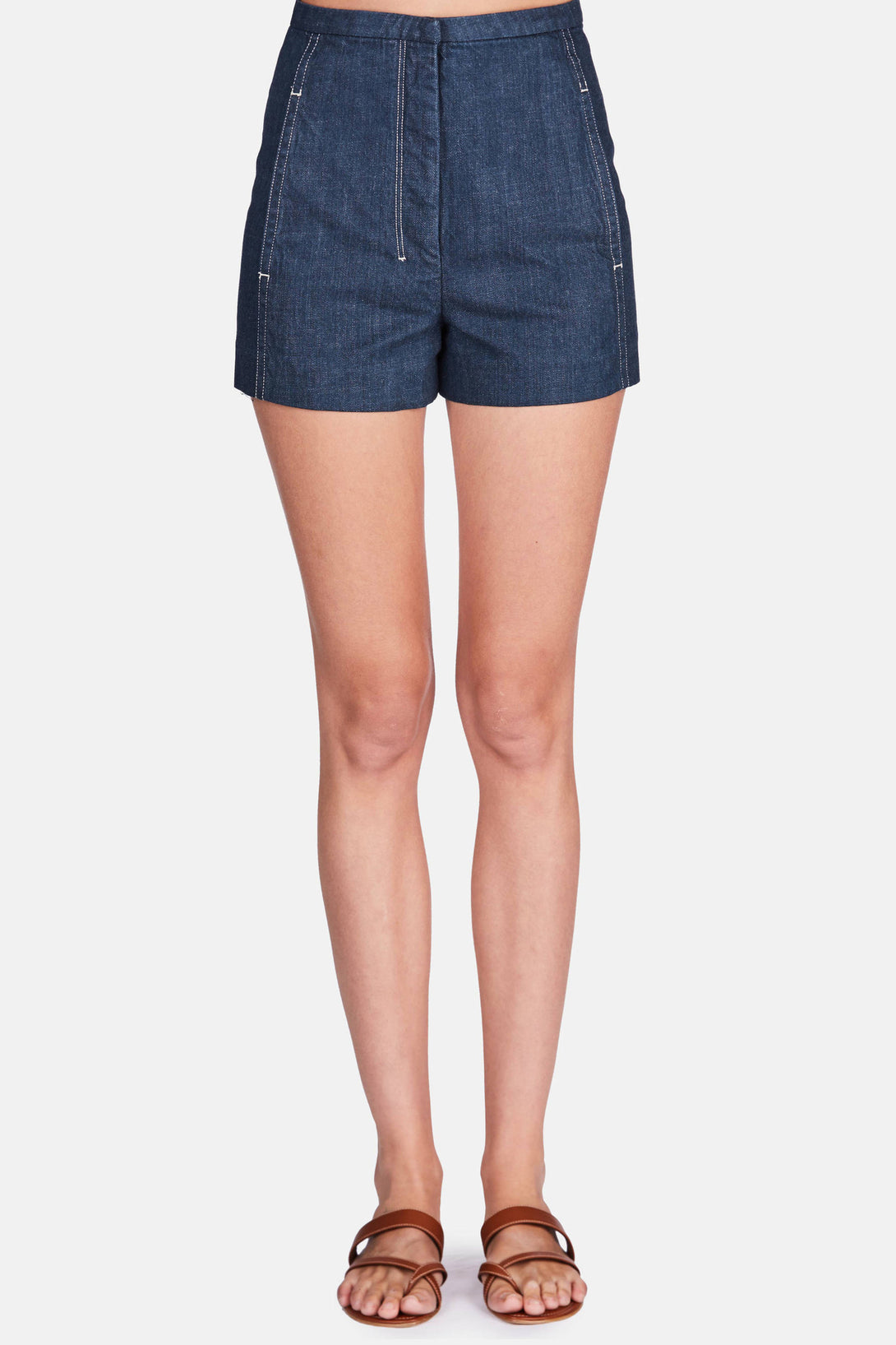 Shorts - Jade Blue