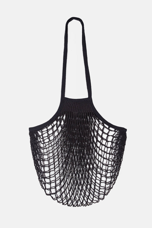 Filt Large Net Bag - Black