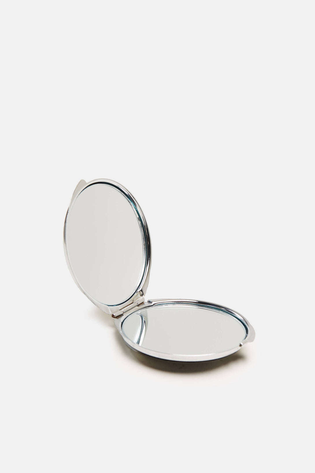Mother Of Pearl Compact Mirror Small The Line