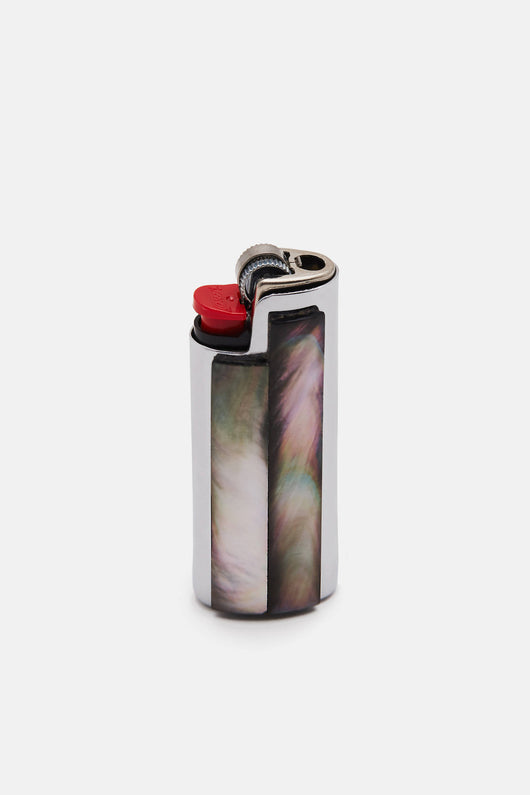 Mother of Pearl Lighter Case - Small