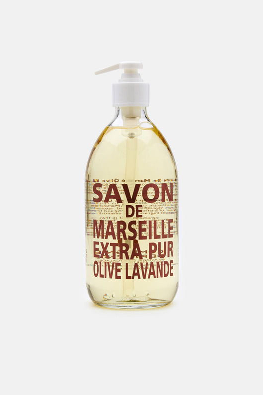 Liquid Soap Olive & Lavender - 16.9 OZ