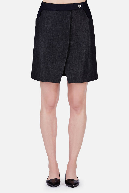 Spatiale Skirt - Dark Grey