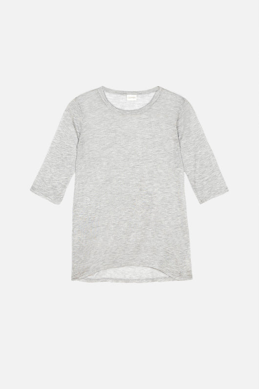 Jett Tee - Heather Grey