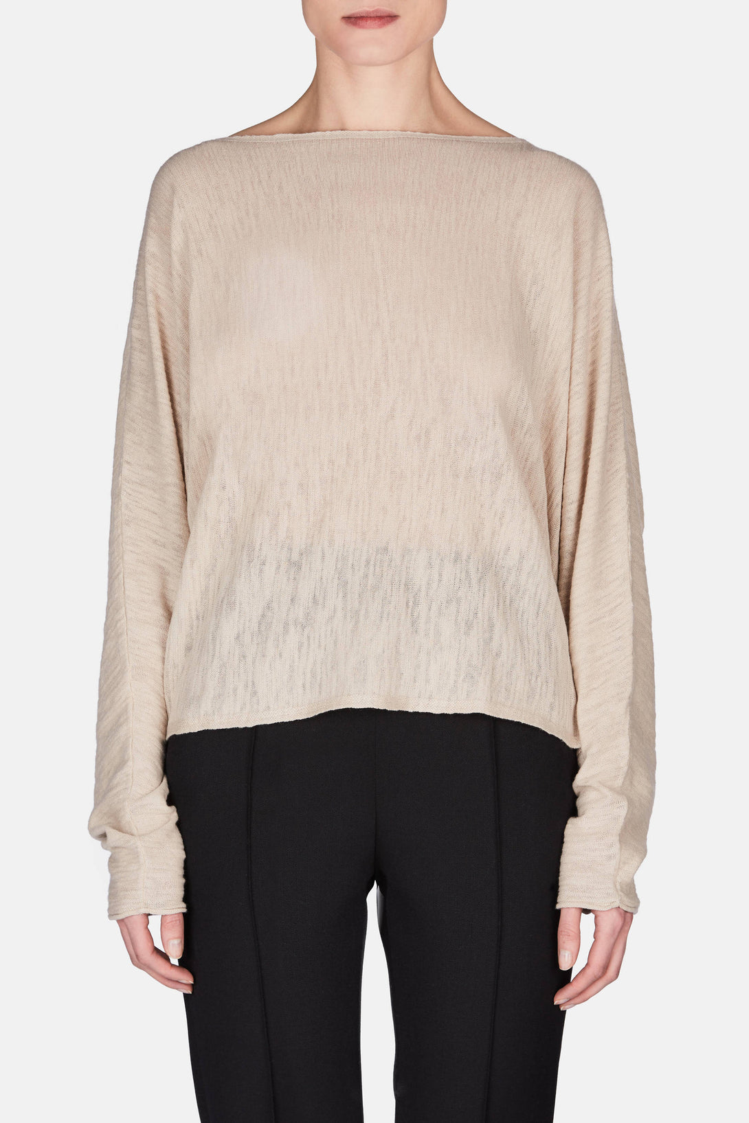Pienza Sweater - Flax