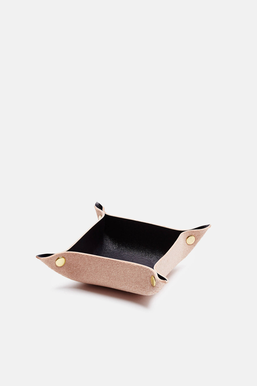 Small Two-Tone Valet Tray