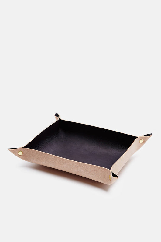 Large Two-Tone Valet Tray