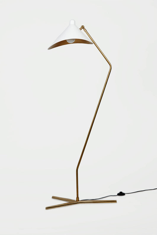 Dino Floor Lamp - White
