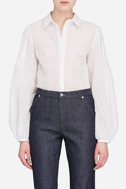 Wildes Blouse - Ivory
