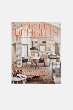 Northern Delights: Scandinavian Homes, Interiors, and Design