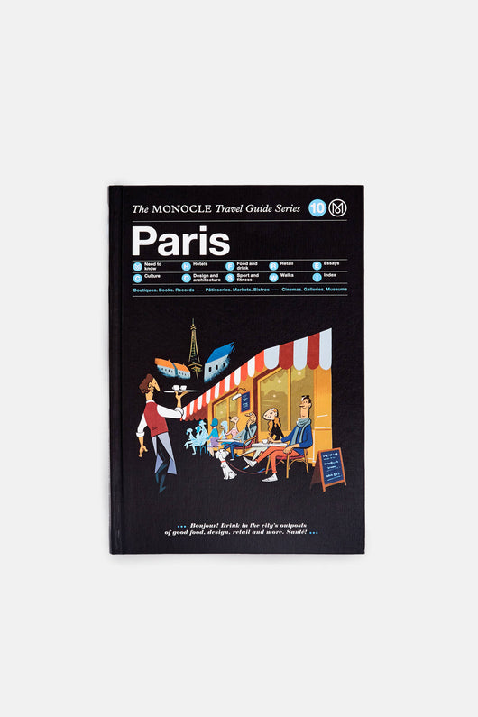 Monocle Travel Series - Paris