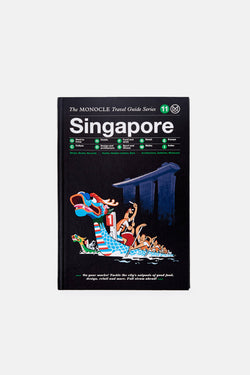 Monocle Travel Series - Singapore