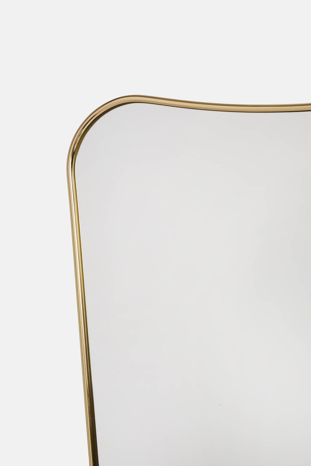 Fa 33 Full Length Wall Mirror By Gio Ponti The Line