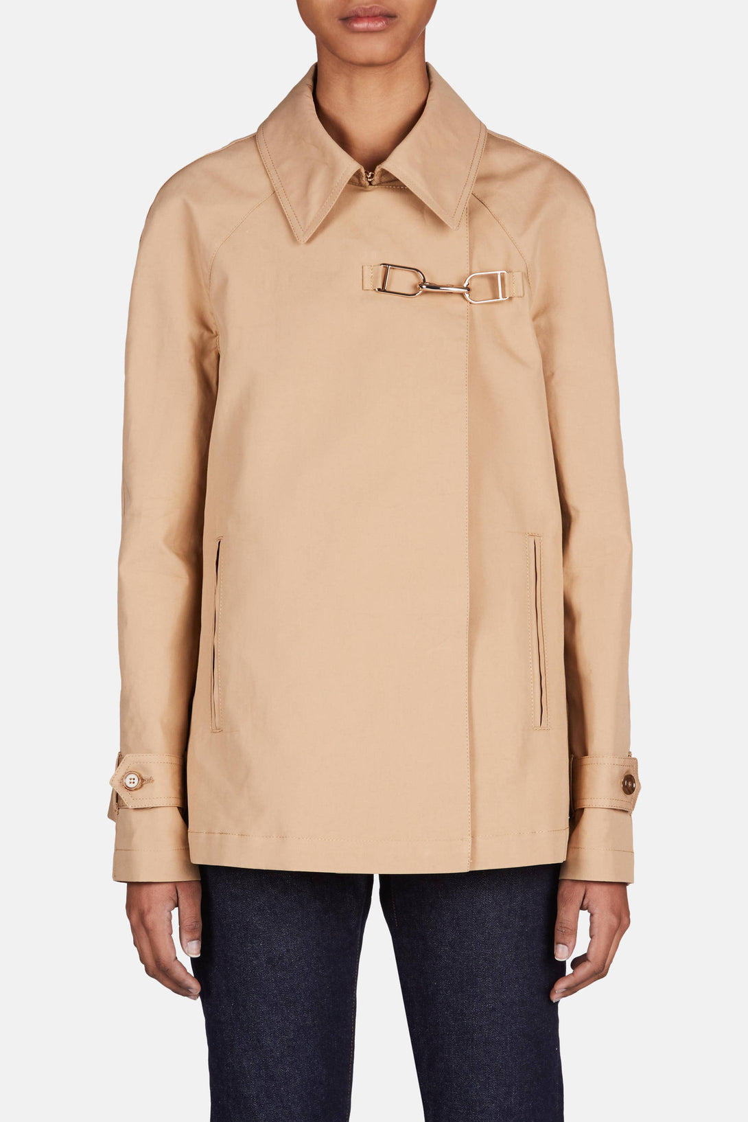 Gehring Short Trench - Camel