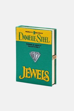 Jewels Book Clutch