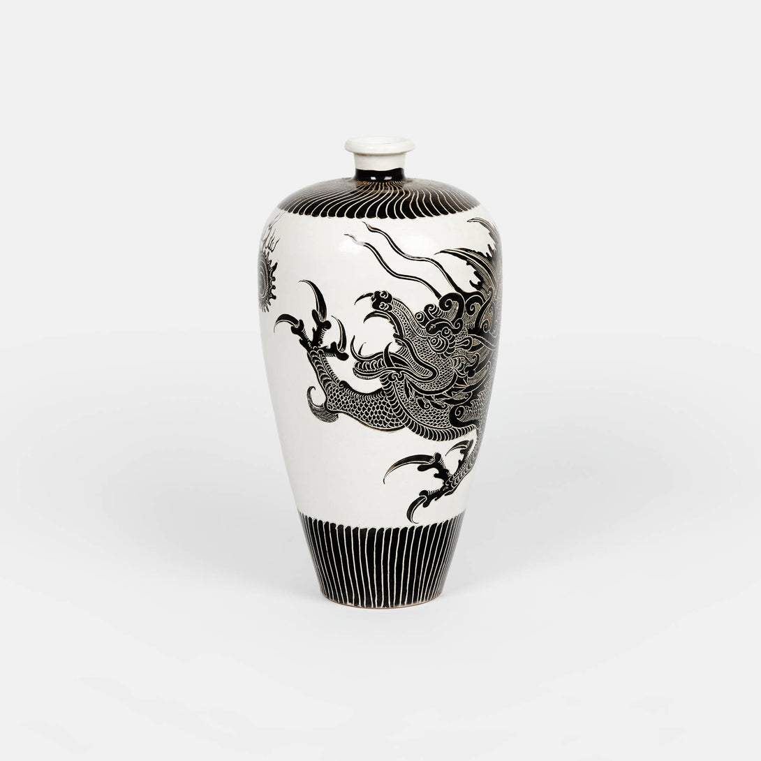 Cizhou Ware Meiping Vase