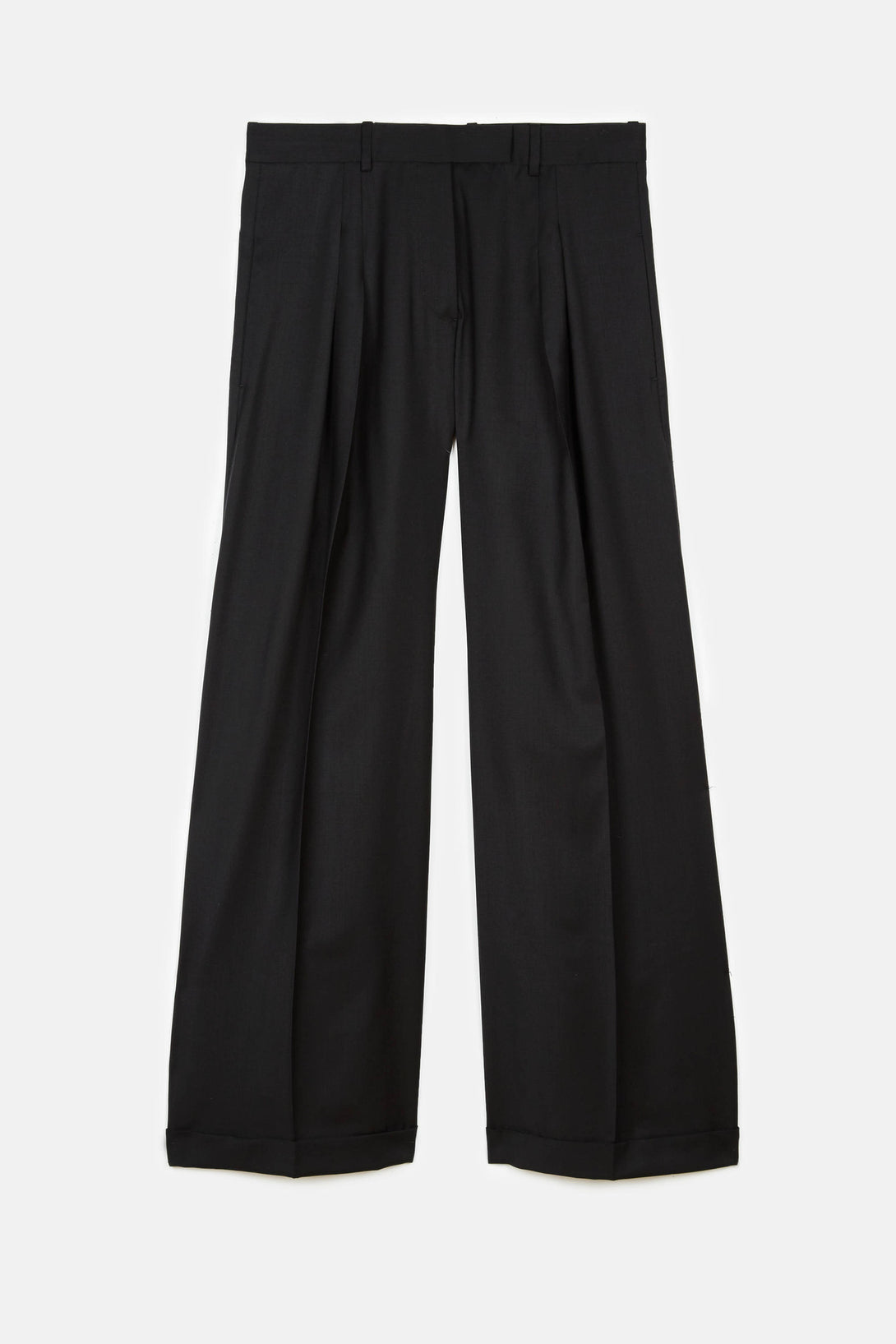 Bag Trouser - Black