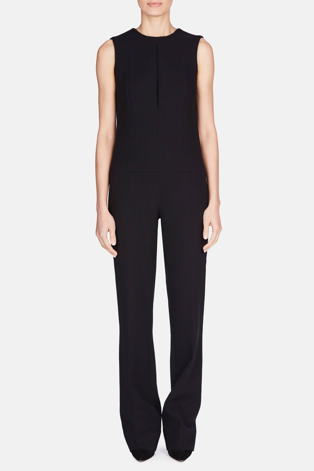 Jumpsuit 03 Low Back Jumpsuit - Black