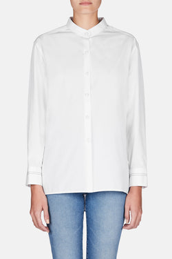 Agatha Shirt - White