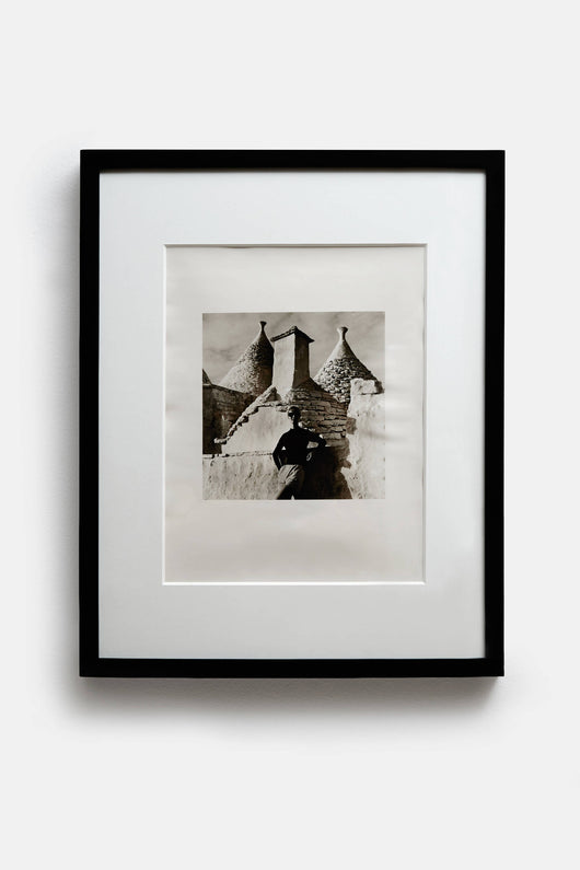 Untitled (Gelatin Silver Work Print)