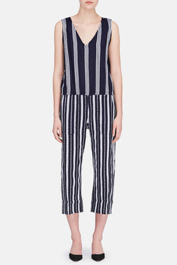 Edna Jumpsuit - Navy