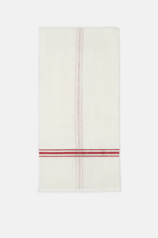 Confiture Tea-Towel - Red