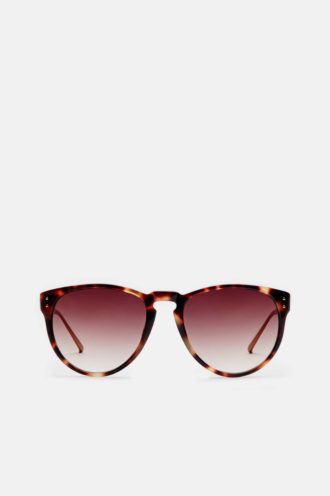 T-Shell/Rose Gold/Brown Grad Lens