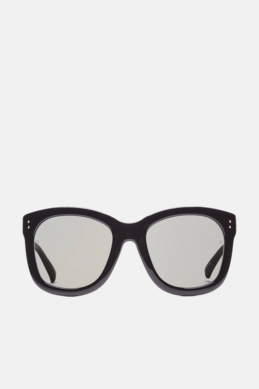 Oversized Sunglasses - Black