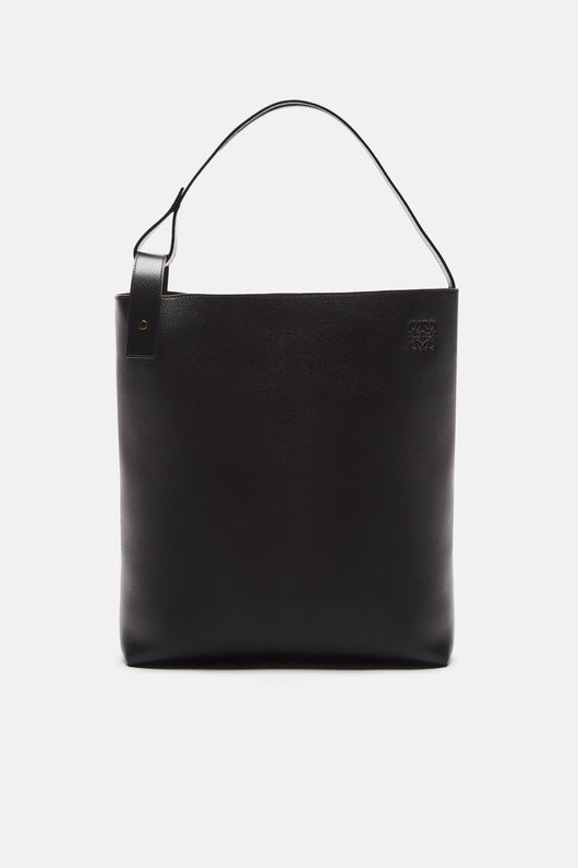Asymmetric Large Bag - Black