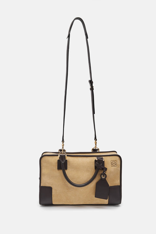 Amazona Bag - Gold/Brown