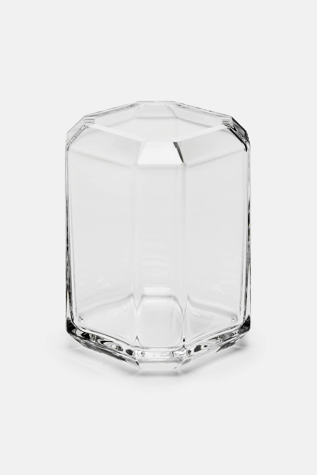 Jewel Vase Clear - Large