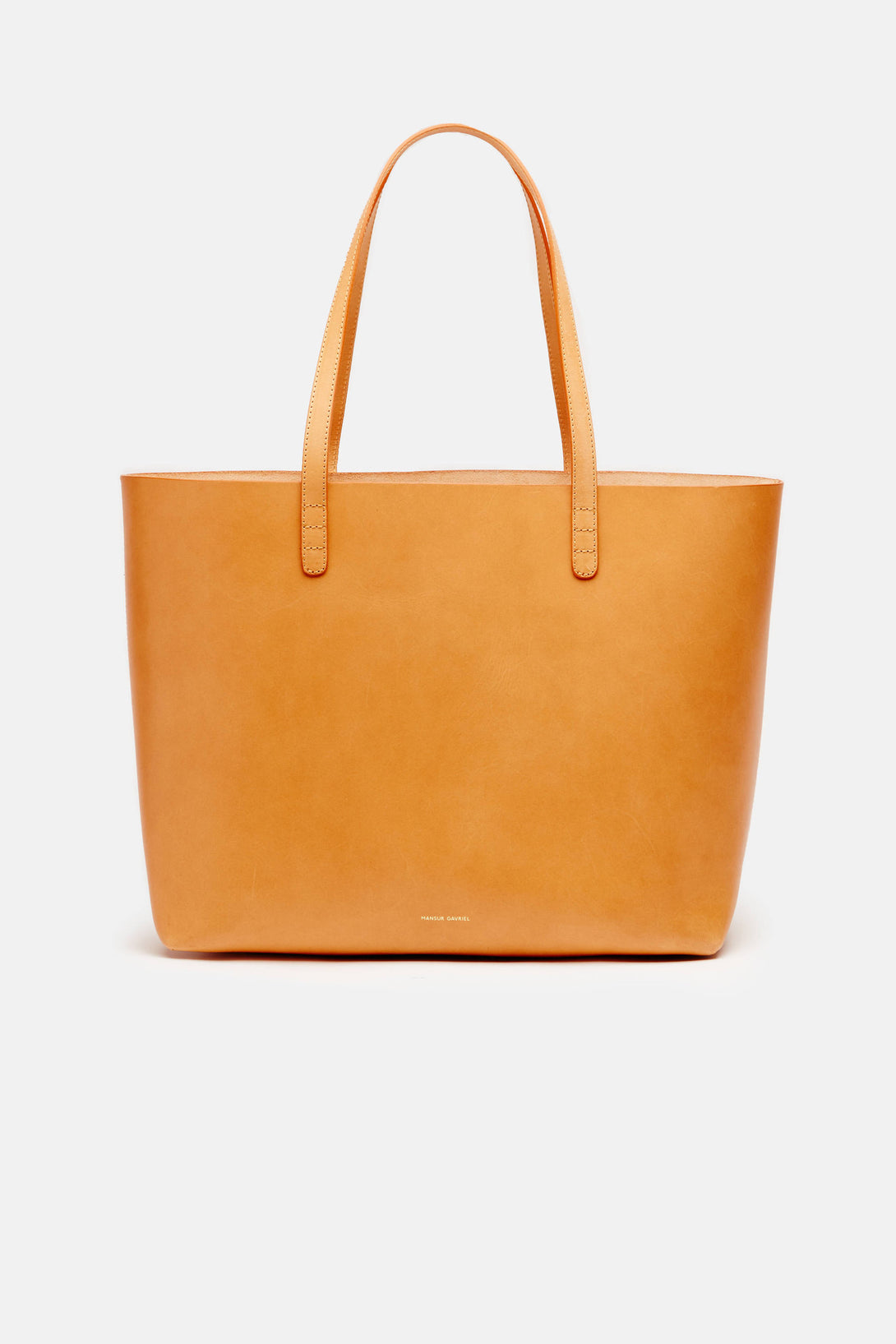Large Tote w/ Detachable Medium Wallet - Cammello
