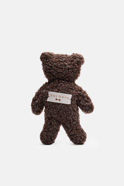 Brown Ted Teddy Bear Snuggle Toy with Squeaker
