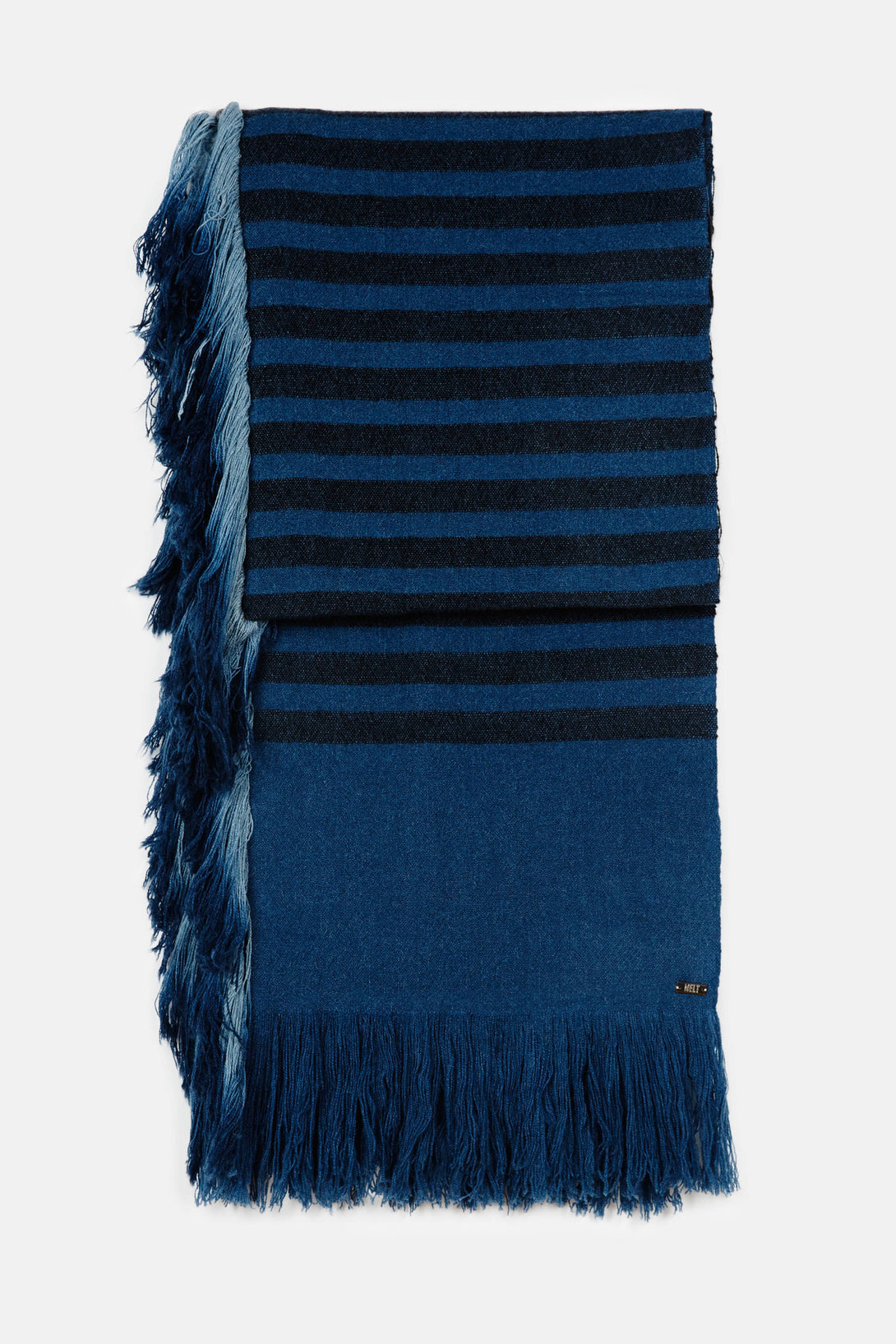 Bhalay Mohawk Scarf - Oily Blue