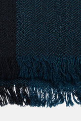 Arniko Twill and Herringbone Scarf - Because the Night
