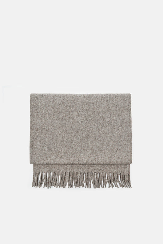 Wool Blanket - Carbon
