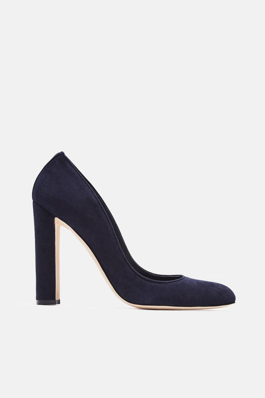 Neurotica Pump - Navy Suede