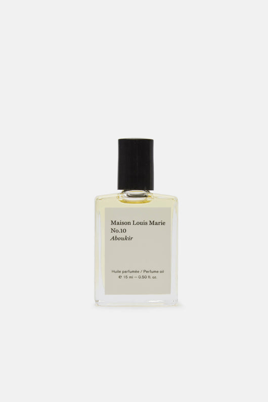 No. 10 Aboukir Perfume Oil