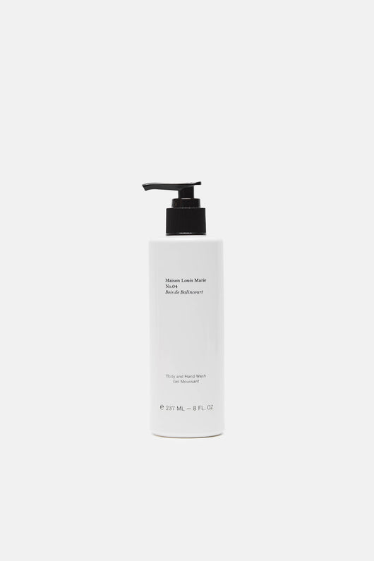 No. 4 Bois de Balincourt Hand and Body Wash