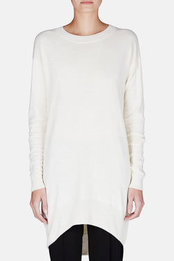 Sweater Dress - Off White