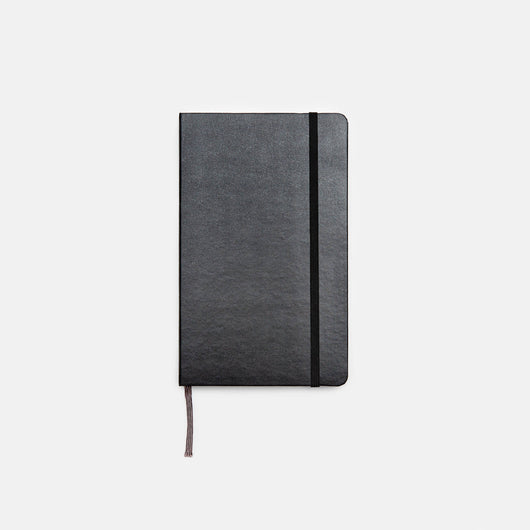 Hard Cover Classic Notebook - Black
