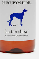 Best in Show Fresh Coat Moisturizing Shampoo