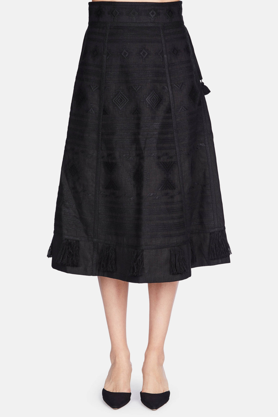 Croatia Skirt - Black