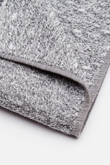 Melange Charcoal Towel - Washcloth