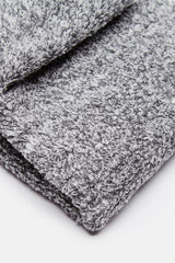 Melange Charcoal Towel - Bath Towel